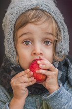 Fine art child portraiture