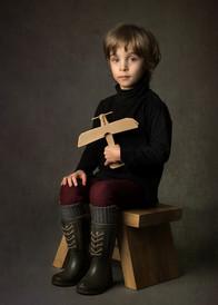 Child photography Iza Objektiva