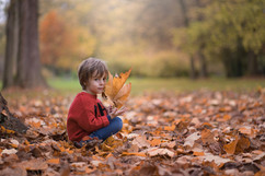 Autumn Fall child photography session Iza Objektiva Zagreb