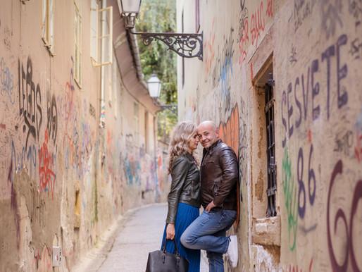 A photo walk in Zagreb