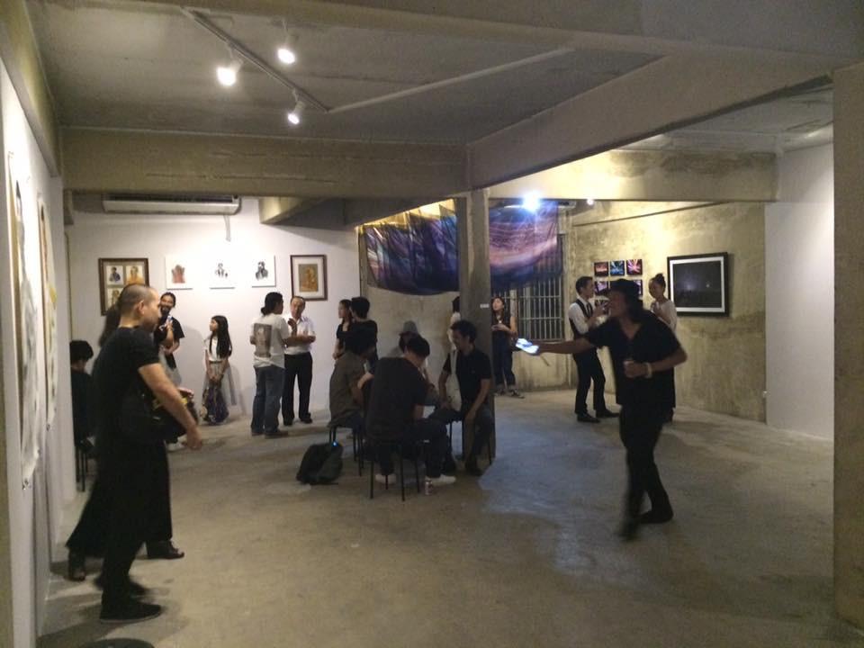 - 2016 - 9 curated at Bufffalo Bridge Gallery