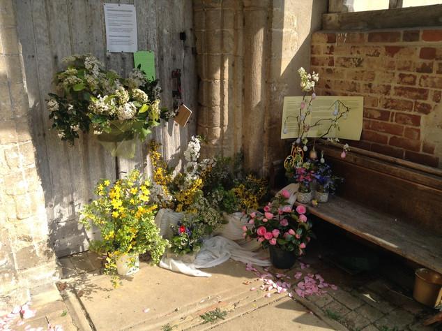 Middleton Easter Flowers