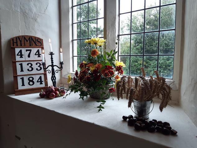 Ovington Harvest Window