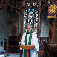 Archdeacon Robin