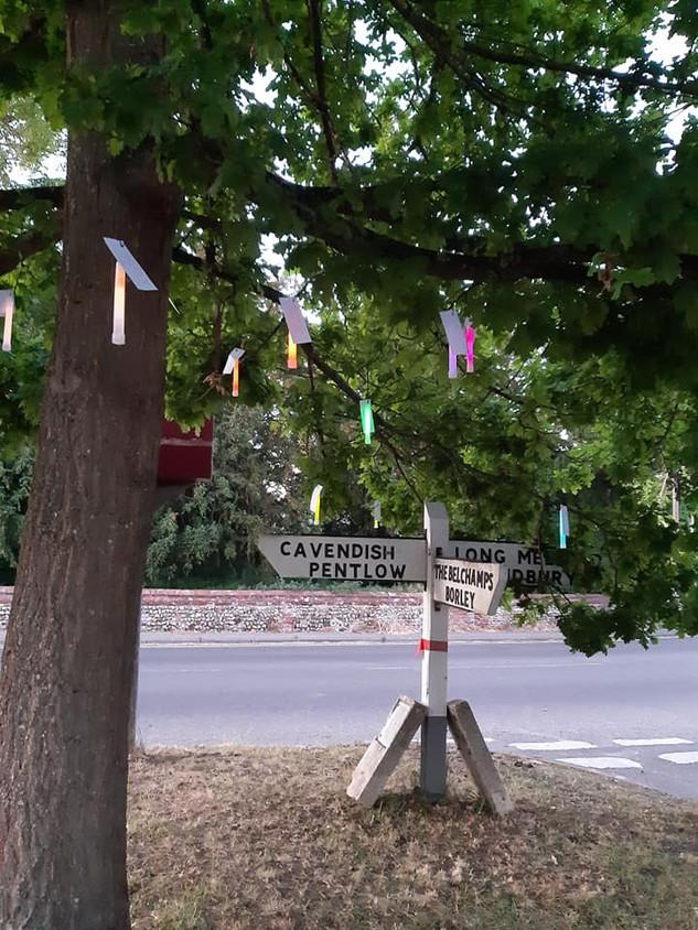 Pentecost Tree, Foxearth