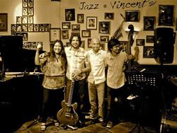 Ernesto Enriquez C @Vincents,Bali