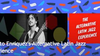 Ernesto's Original & Latin Jazz Standards, October 1st, 2016