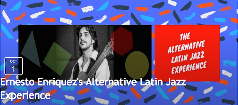 Ernesto's Orginal Music & Latin Jazz Standards