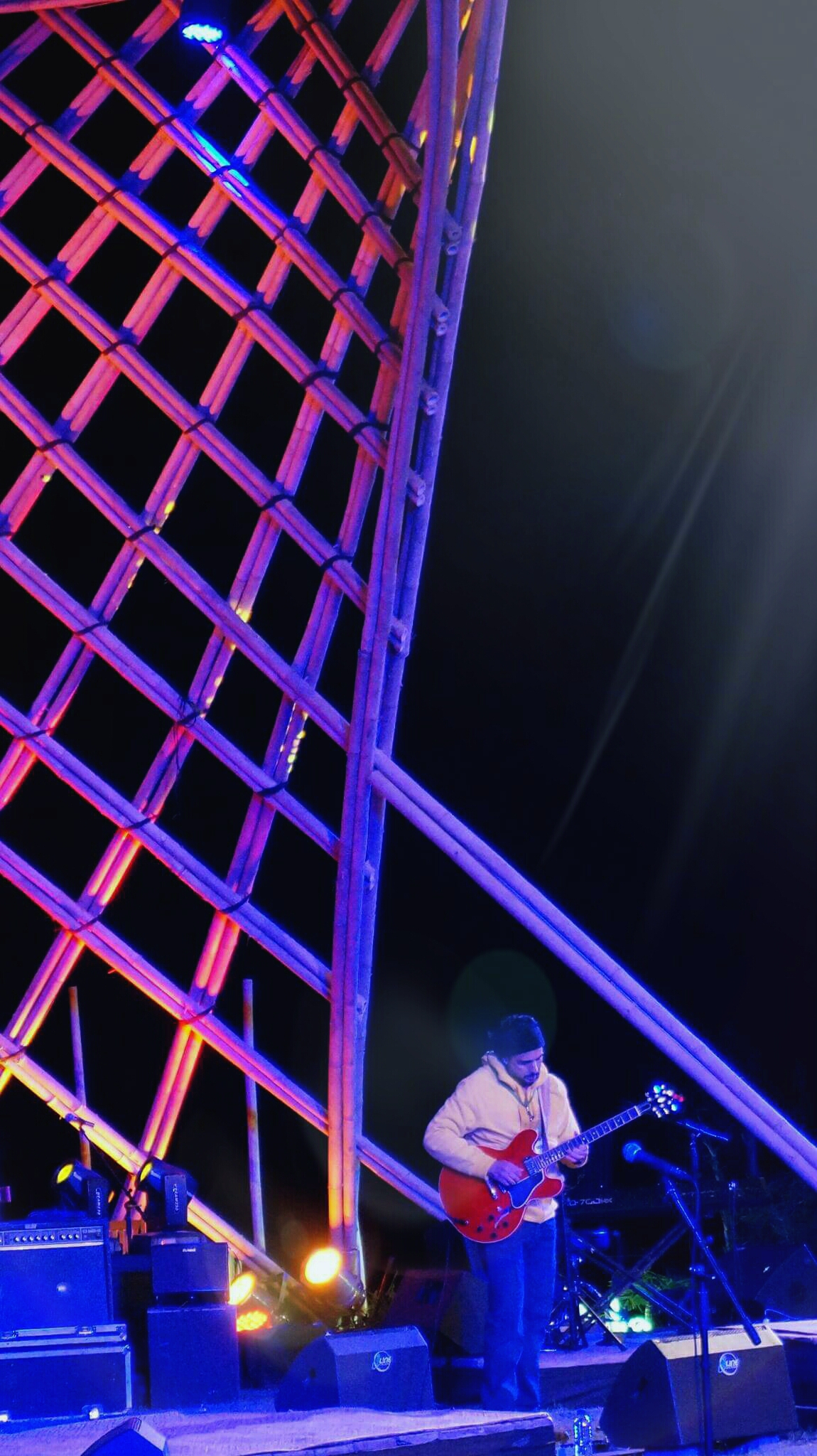 Ernesto Enriquez C @Gunung Jazz Fest