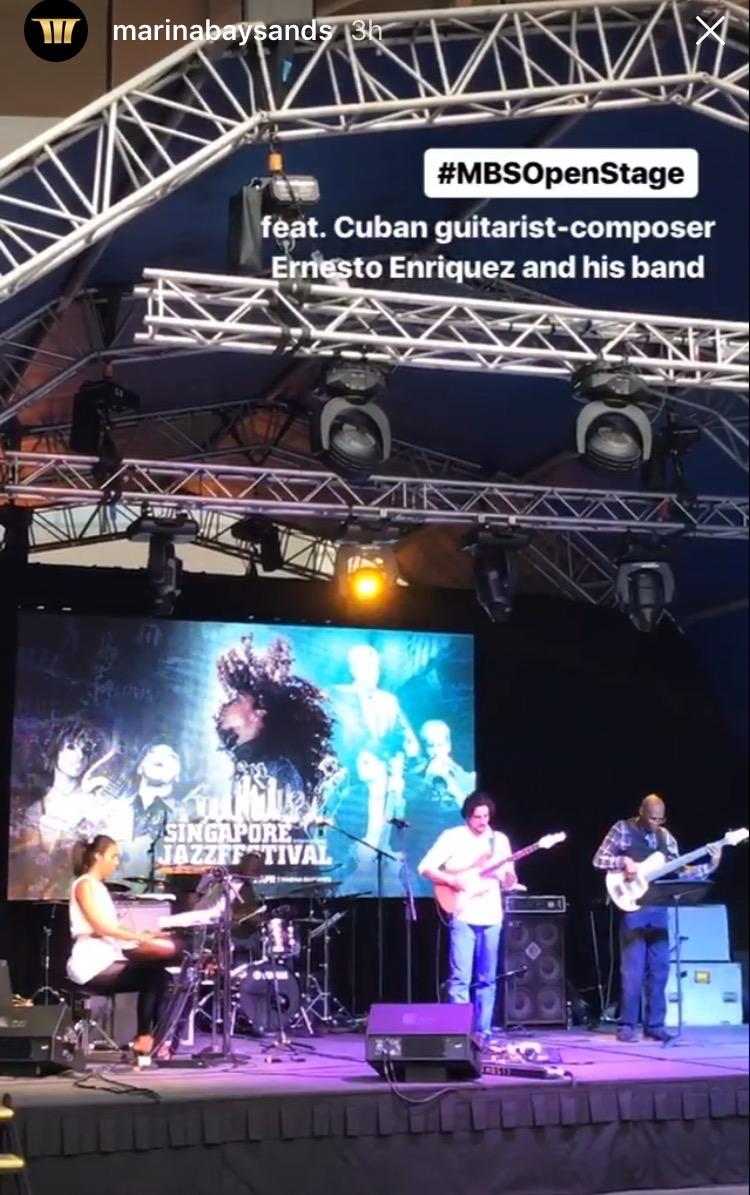 Ernesto Enriquez C @MBS