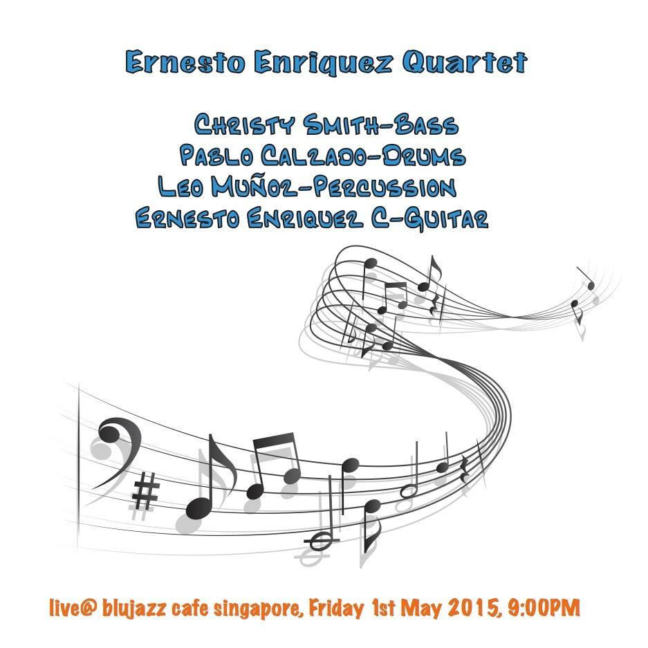 Ernesto Enriquez C, Blujazz Promo.jpg