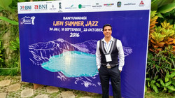 Ernesto Enriquez C @Injen Jazz Fest