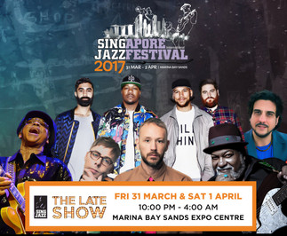 Singapore International Jazz Festival 2017