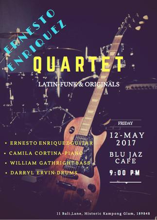 Live at Blu Jazz Singapore
