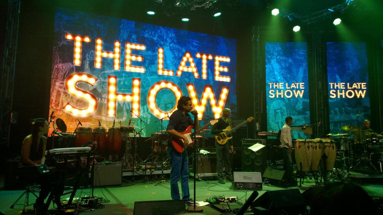 Late Show SingJazz