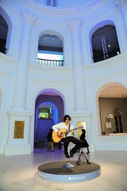 Ernesto Enriquez C @The Art Museum