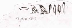 Il est écrit Ramsès