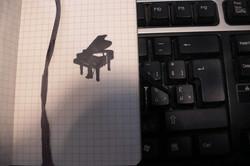 Page, clavier et clavier