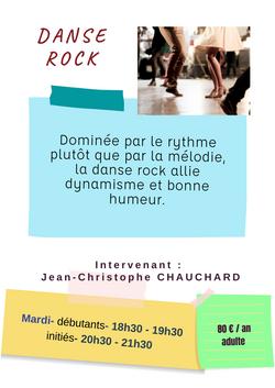Danse rock