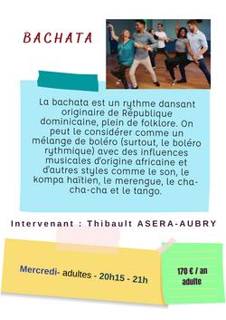 Danse bachata