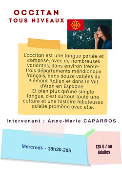 Langue occitan