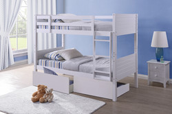 Bedford Bunk Bed With Drawers (2)