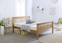 4FT, 4FT6, 5FT Somerset Bed