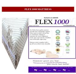 Flexi 1000 Mattress 1
