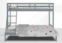 Kent Twin sleeper (Grey)