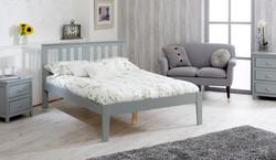 4FT, 4FT6, 5FT Kingston Bed