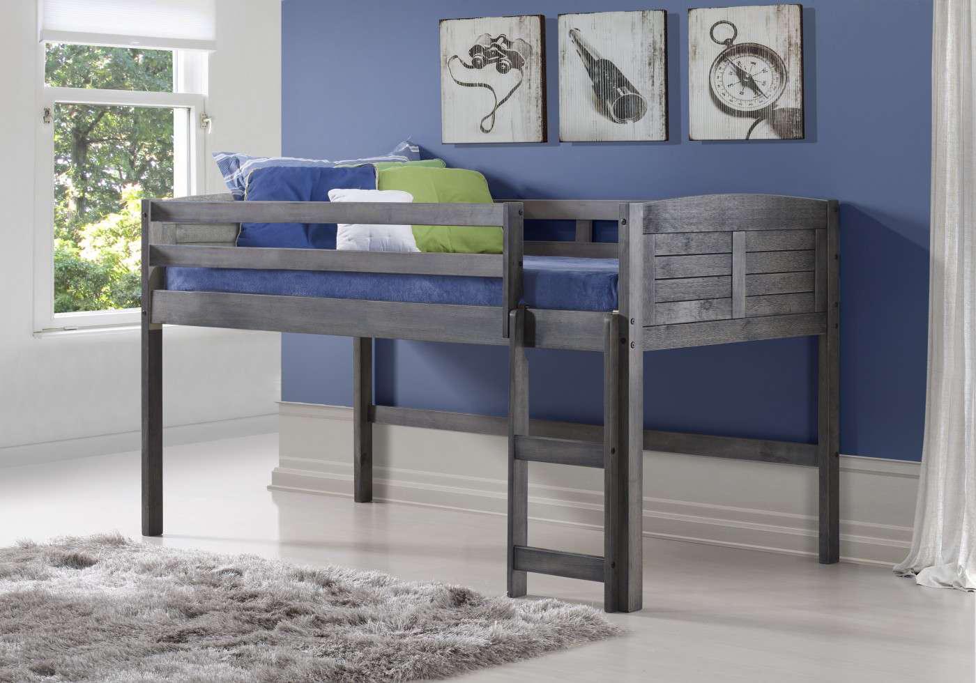 Cozy High Sleeper Ladder Right
