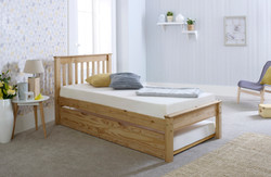 3FT Chester Bed with Trundle