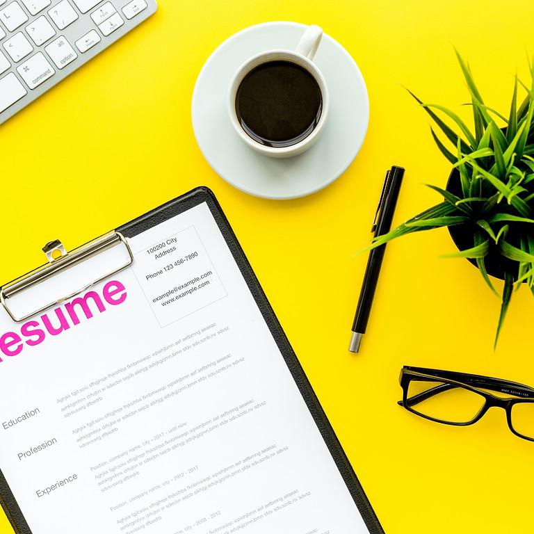 [FREE Webinar] Building a POWERFUL Graduate CV