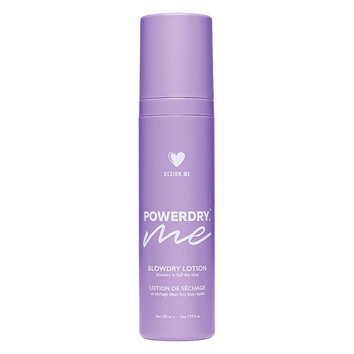 POWERDRY. ME. BLOW DRY LOTION 230ML