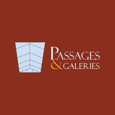 PASSAGES ET GALERIES