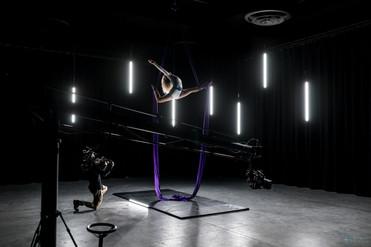 studio, acrobat, creative, coworking, camera, video, videography, lighting