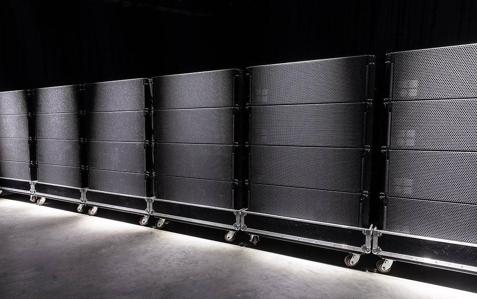 speaker system, audio, event, rental, creative, professional