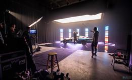 commercial, virtual production, studio, professional, creative, racecar
