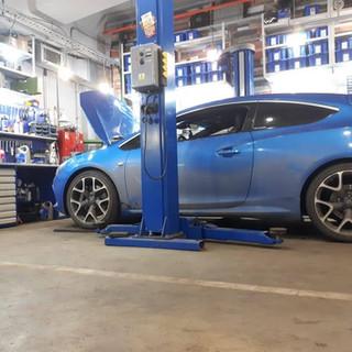 LPG-Progect Opel Astra J OPC