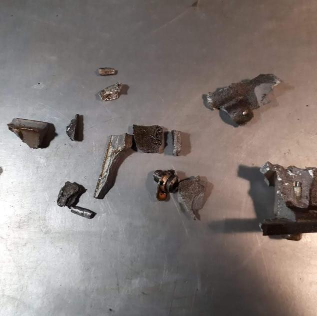 Остатки блока цилиндров A20NHT A20NFT