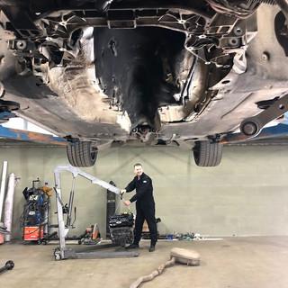 LPG-Progect BMW ремонт
