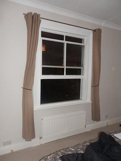 Sash window - fully restored