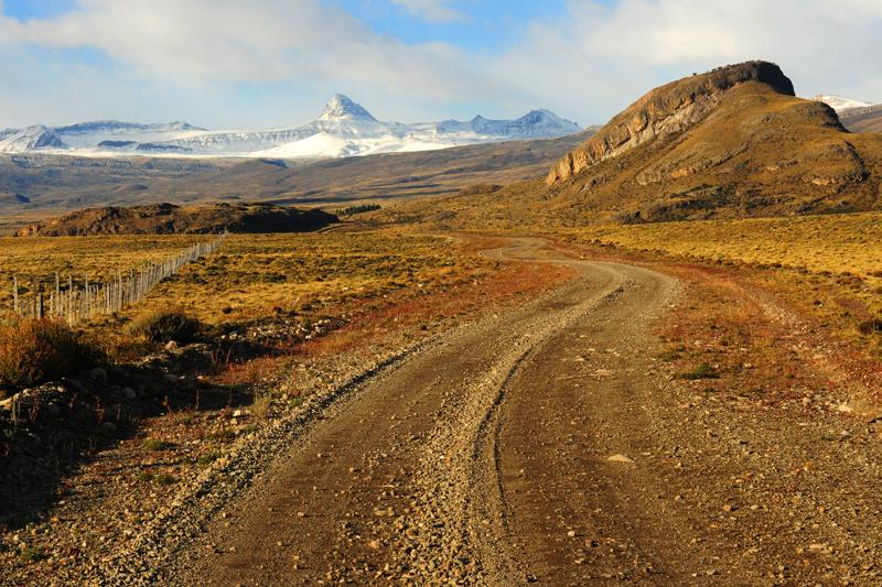 Patagonia Road
