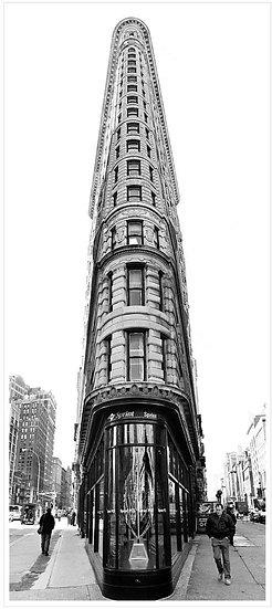 Flat Iron Manhattan New York