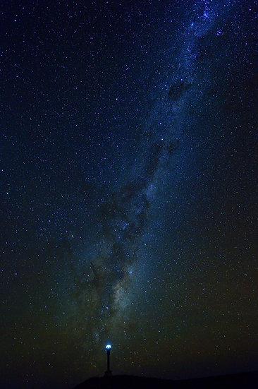 Milkyway Patagonia
