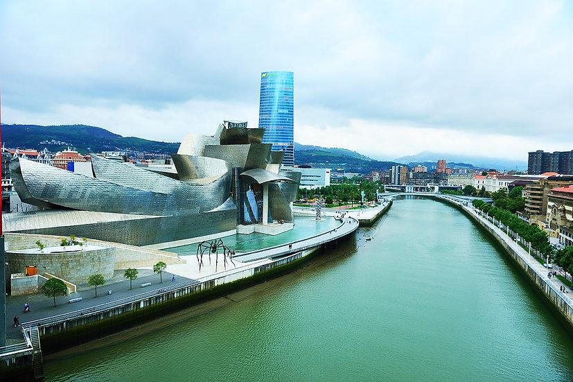 Gugghenheim Bilbao