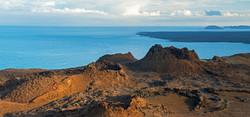 Galapagos Island Volcano
