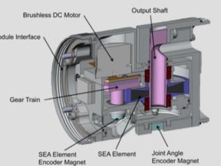 Force Sensing with SEA's (Series Elastic Actuators)