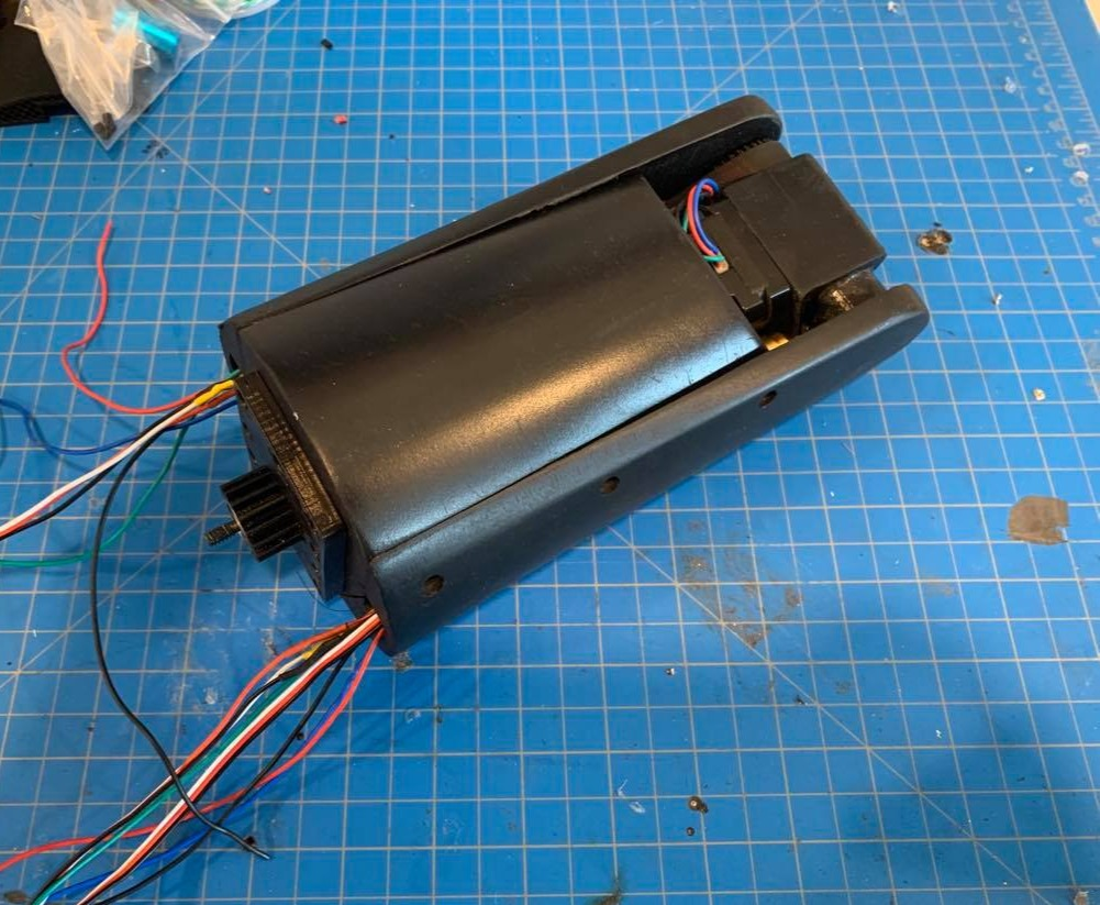 3DOF Forearm Module for Robotic Arm