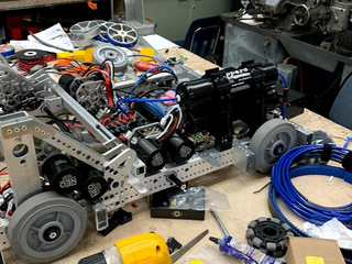 Update for the FRC Blog and the 2020-21 Season